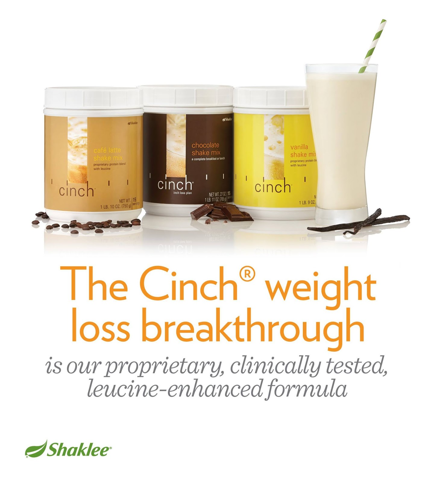 Cinch Shaklee Sarapan Best
