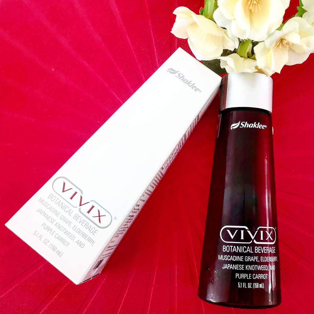 Vivix Shaklee Solusi Kepada Masalah Kesihatan Anda
