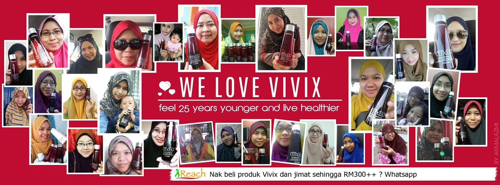 Vivix Shaklee The Best