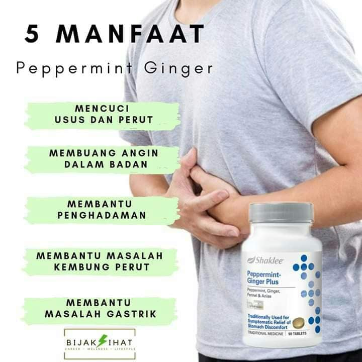 Peppermint Ginger Plus