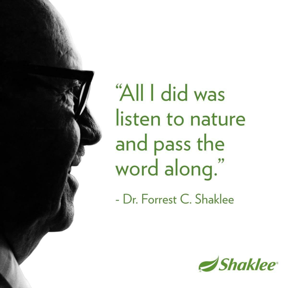 Sejarah Shaklee