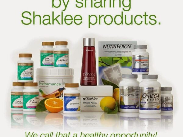 Benefits Taking Formula From Shaklee