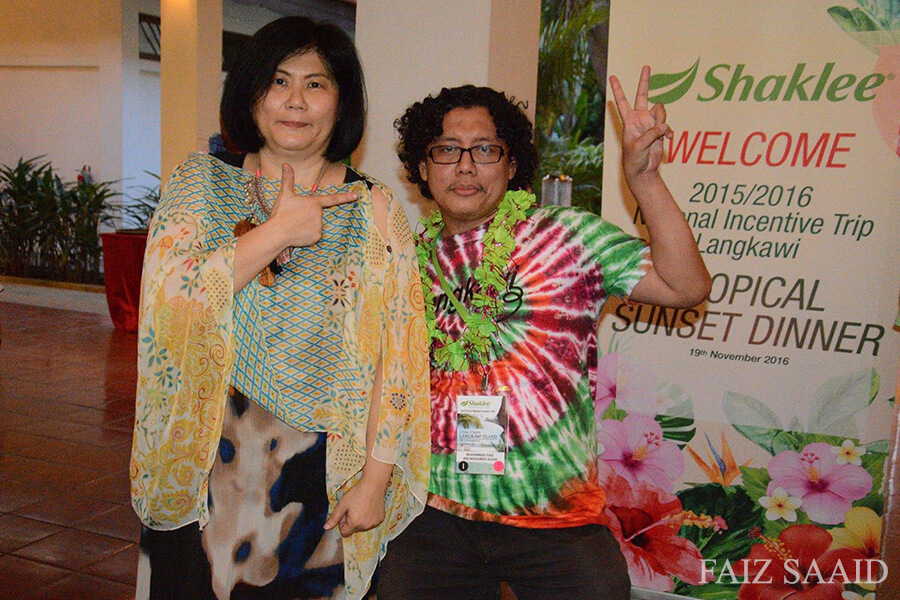 Letter For Helen Lam Shaklee Malaysia 2017
