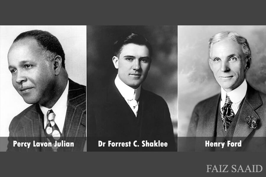 Pencipta Pertama Protein Soya Sebelum Dr Shaklee