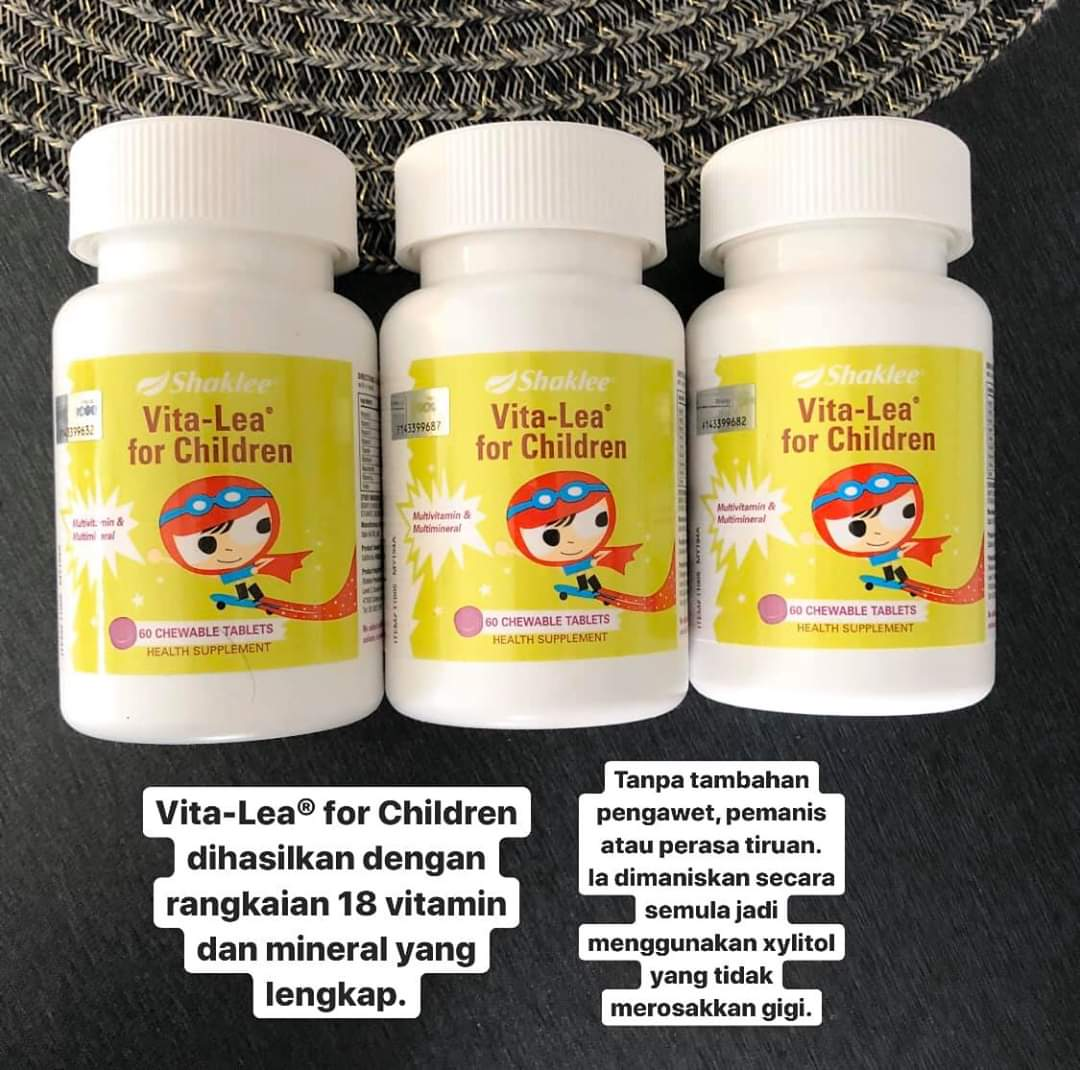 Vitalea Chewable Shaklee