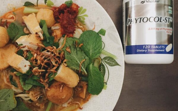 Supplement Shaklee Elak Kolesterol Tinggi Masa Raya