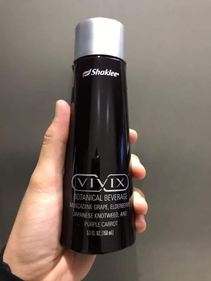 Manfaat Kebaikan Vivix Shaklee